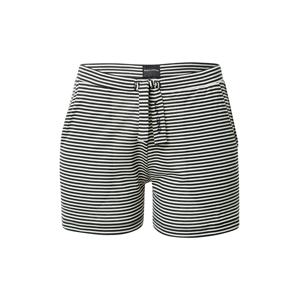 Marc O'Polo Pyžamové kalhoty  bílá / grafitová