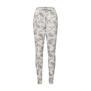 Hunkemöller Pyžamové kalhoty  šedá / růžová