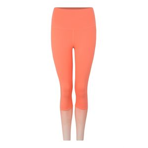 REEBOK Sportovní kalhoty 'Y Ombre Tight'  oranžová
