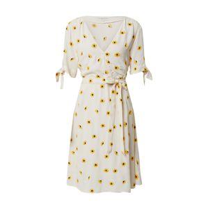 Fabienne Chapot Letní šaty 'Emily'  bílá / žlutá