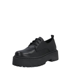 Bianco Šněrovací boty 'DEB'  černá
