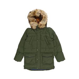 Pepe Jeans Zimní bunda 'DUTCHMAN'  zelená