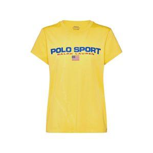 POLO RALPH LAUREN Tričko  žlutá