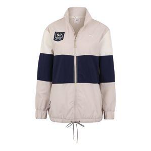 PUMA Sportovní bunda  tělová / noční modrá