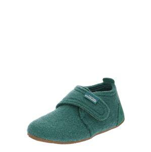 Living Kitzbühel Pantofle  zelená