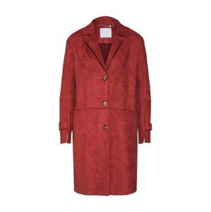 RINO & PELLE Přechodný kabát 'Babice'  oranžově červená