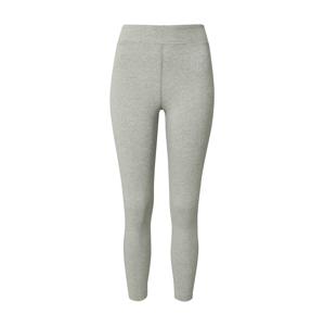 Nike Sportswear Legíny  šedá / bílá
