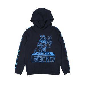 NAME IT Mikina  azurová modrá / kobaltová modř