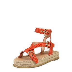 Raid Páskové sandály 'KOENA'  tmavě oranžová