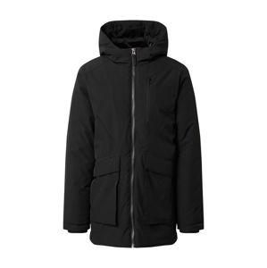 BLEND Zimní bunda  černá
