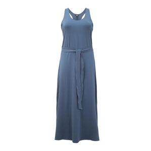 Urban Classics Curvy Letní šaty  modrá