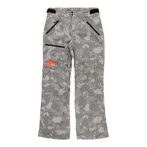 HELLY HANSEN Outdoorové kalhoty 'SOGN CARGO PANT'  šedá