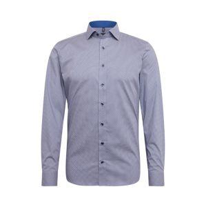 OLYMP Společenská košile 'Level 5 City'  námořnická modř