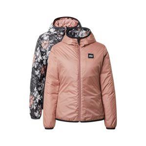 Picture Organic Clothing Outdoorová bunda  černá / pink