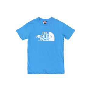 THE NORTH FACE Tričko 'Y S/S EASY TEE'  modrá