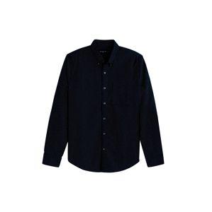 Abercrombie & Fitch Košile 'OXFORD'  námořnická modř