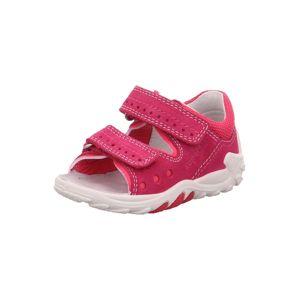 SUPERFIT Sandály 'FLOW'  pink
