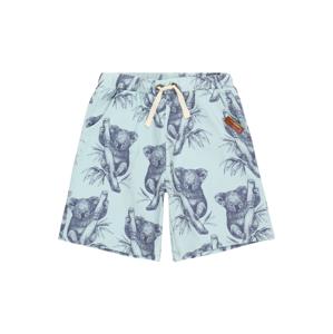 Walkiddy Kalhoty  světlemodrá / námořnická modř