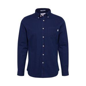 HKT by HACKETT Košile  modrá džínovina