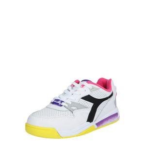 Diadora Sportovní boty 'REBOUND ACE'  bílá / žlutá / magenta