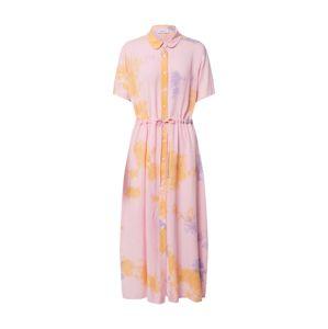modström Šaty  mix barev / růžová