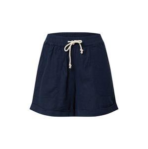 TOM TAILOR DENIM Kalhoty 'Utility track'  námořnická modř