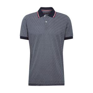 TOMMY HILFIGER Tričko  červená / bílá / tmavě modrá