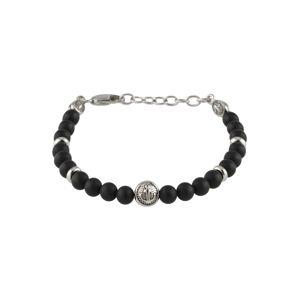 ROYAL-EGO Náramek 'Bracelet'  černá