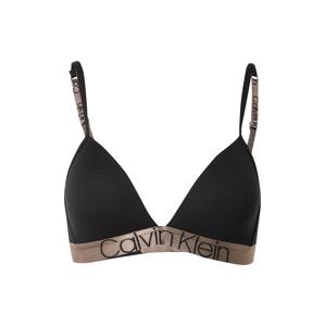 Calvin Klein Underwear Podprsenka  černá / zlatá