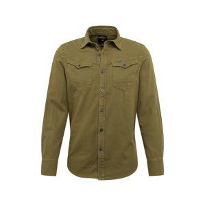 G-Star RAW Košile 'Arc'  zelená