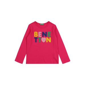 UNITED COLORS OF BENETTON Tričko  pink