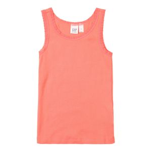 GAP Top 'CLUNY LACE TANK'  pink