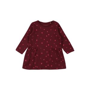 ESPRIT Šaty  švestková / pink