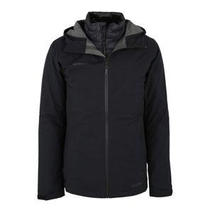 MAMMUT Outdoorová bunda 'Convey 3 in 1 HS'  černá