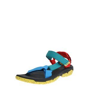 TEVA Sandály 'XLT2'  modrá / tyrkysová / červená