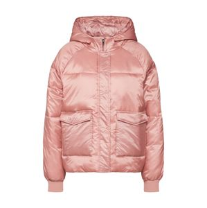 SOAKED IN LUXURY Zimní bunda 'Arnett'  růžová