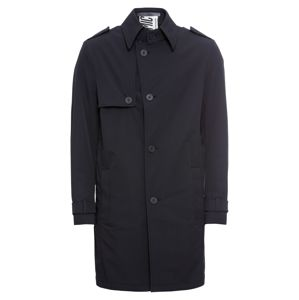 DRYKORN Přechodný kabát 'SKOPJE'  černá