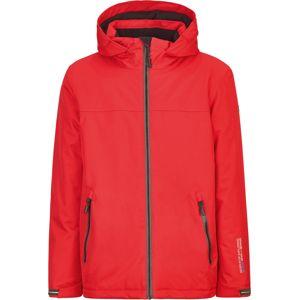 KILLTEC Outdoorová bunda  ohnivá červená