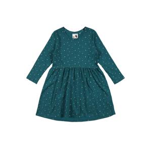 Cotton On Šaty 'Freya'  petrolejová / černá / pastelově růžová