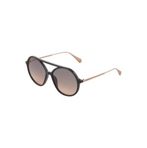 MAX&Co. Sluneční brýle  černá / růžově zlatá