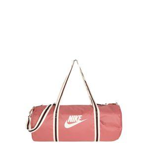 Nike Sportswear Cestovní taška 'Heritage'  starorůžová
