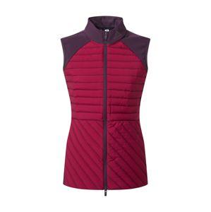 adidas Golf Sportovní vesta  bobule / tmavě fialová
