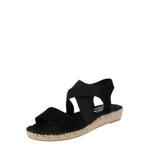 Vidorreta Sandály  černá