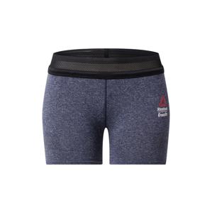 REEBOK Sportovní kalhoty 'MyoKnit'  námořnická modř / černá