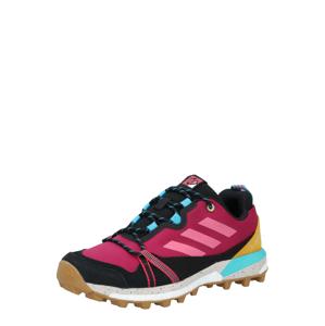 ADIDAS PERFORMANCE Sportovní boty 'TERREX SKYCHASER'  pink / černá / tyrkysová / žlutá / malinová