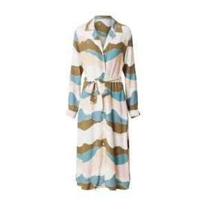 Fabienne Chapot Košilové šaty  mix barev