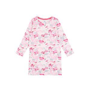 SANETTA Noční košilka  pink / krémová