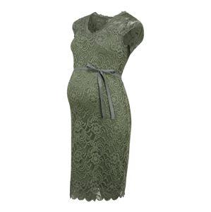 MAMALICIOUS Šaty  mátová