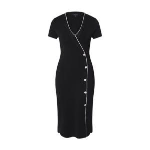 COMMA Šaty  černá