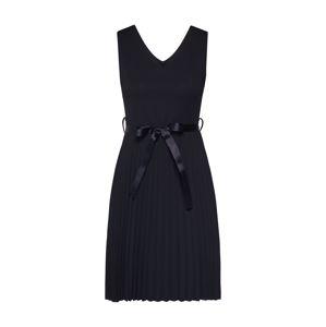 Hailys Koktejlové šaty 'Saby'  černá
